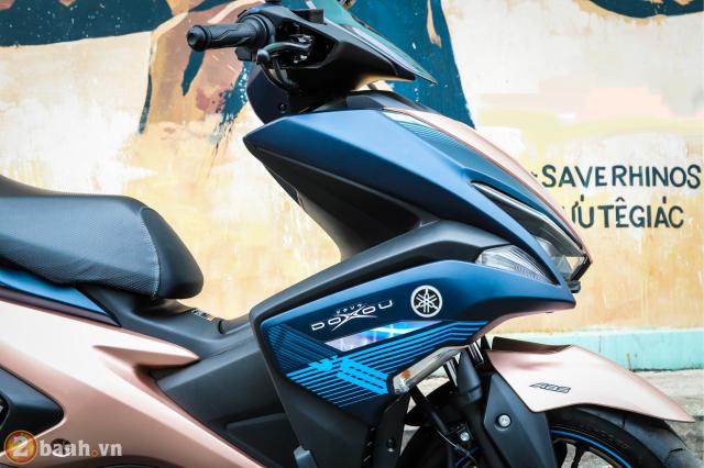 Yamaha Exciter 150 NVX 155 phien ban Doxou Trao luu xe thoi trang moi cua gioi tre 2019 - 40