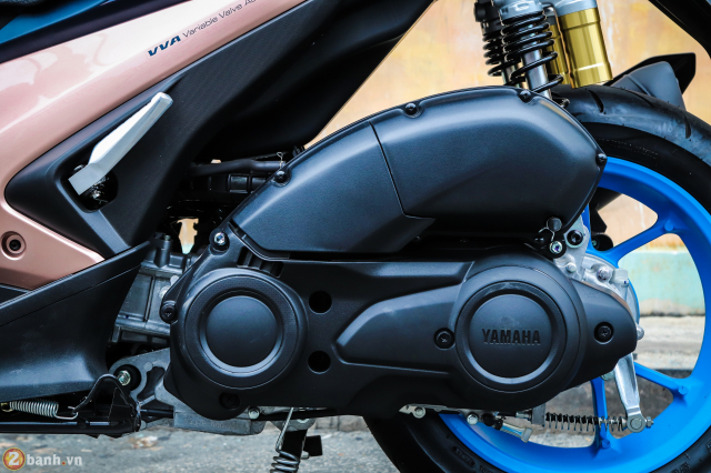 Yamaha Exciter 150 NVX 155 phien ban Doxou Trao luu xe thoi trang moi cua gioi tre 2019 - 47