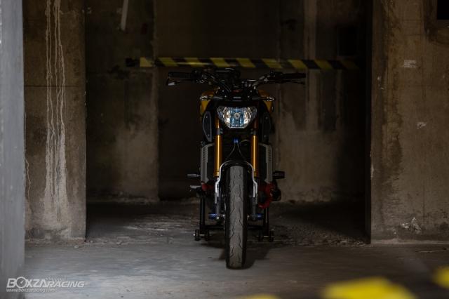 Yamaha FZ09 do chat lu den tu tang ham bo hoang - 35