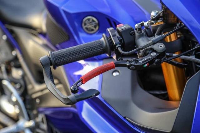 Yamaha R3 2019 do cuc shock voi dan chan OZ Racing hang nang - 4