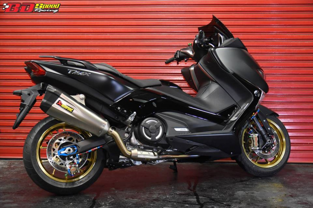 Yamaha Tmax530 do full option day chat choi voi dien mao hoan hao - 22