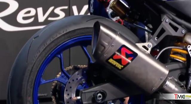 Yamaha YZFR3 2019 phien ban WSSP300 duoc tiet lo thong so - 4