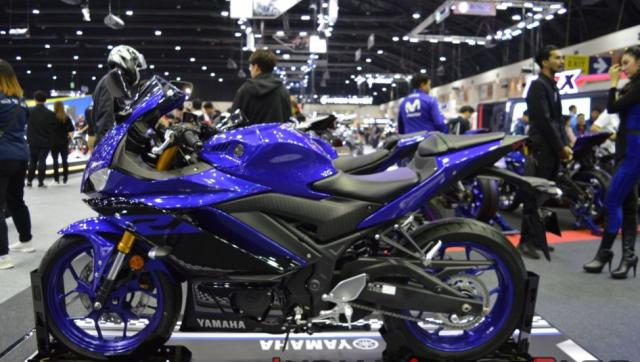 Yamaha R3 2019 se co gia ban sieu re do su dung linh kien noi dia tai An Do - 3