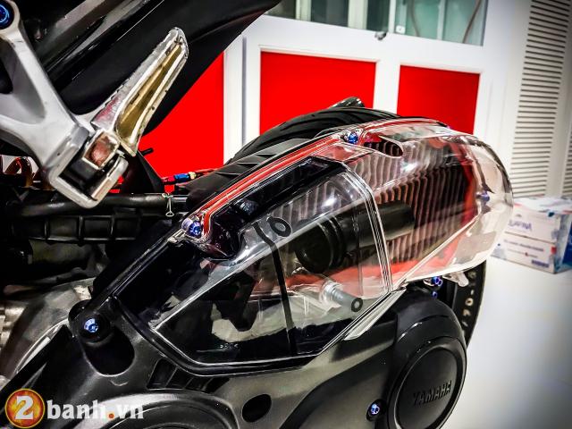 Zhipat ra mat op loc gio trong suot MOI danh cho Yamaha NVX Vario va Vision 2019 - 2