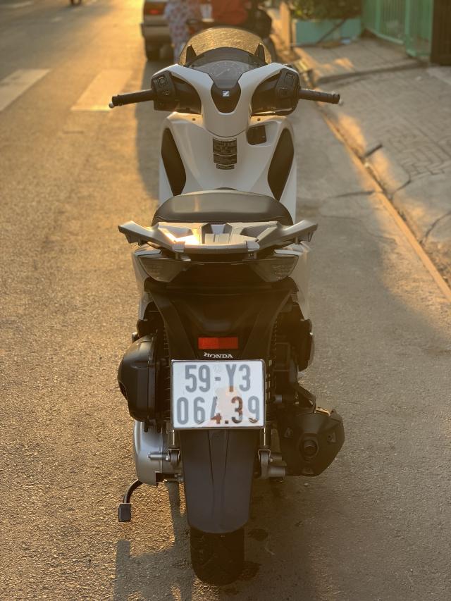 _ Can Ban HONDA SH VN 150i ABS DKLD T82017 mau trang odo 7000km HQCN ngay chu dung ban - 4