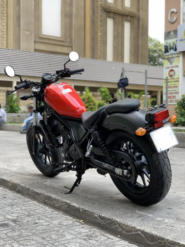 __Can Ban HONDA Rebel 300cc HQCN DkLD 2019 chinh chu Sang ten toan quoc odo 600km xe moi tinh - 5