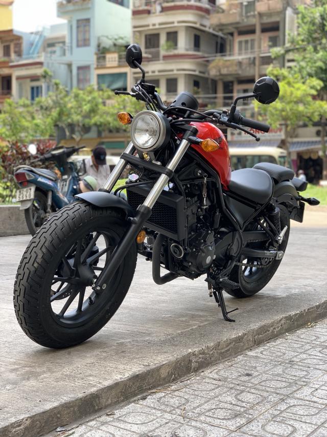 __Can Ban HONDA Rebel 300cc HQCN DkLD 2019 chinh chu Sang ten toan quoc odo 600km xe moi tinh - 8