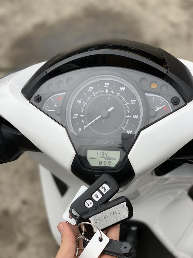 Ban SH Viet 150 ABS 112018 mau Trang Nhu Moi Xe chay chuan 1000km - 6
