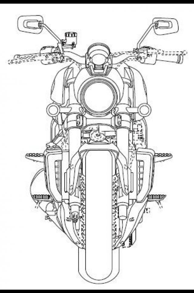 HarleyDavidson Streetfighter 975 phien ban cap nhat cuoi cung de chuan bi ra mat - 5