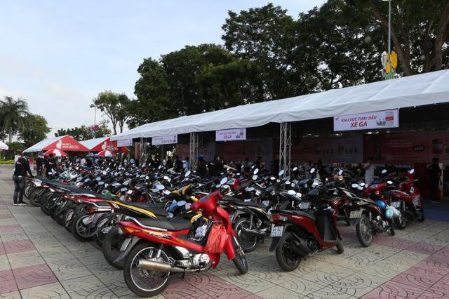 Hon 400000 khach hang dong hanh cung su kien Honda Tron niem tin 2018 - 6