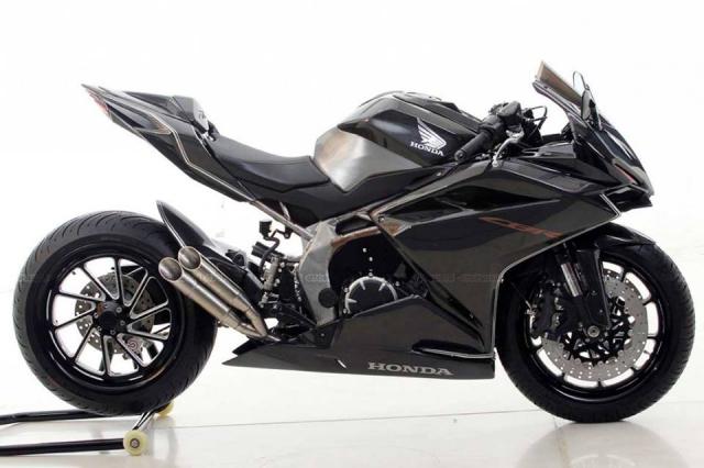 Honda CBR250RR do doc nhat vo nhi voi dan chan gap don Special - 3