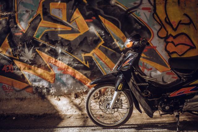 Honda wawe cua hoc sinh den tu Tay Nguyen - 9