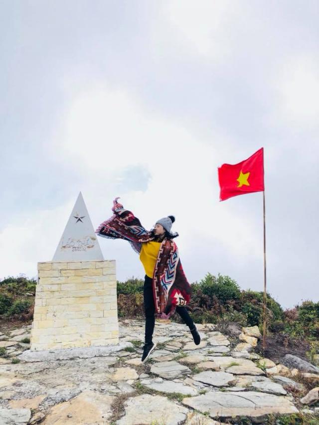 Nui Lao Than dia diem san may cam giac manh cho dan Trekking - 3