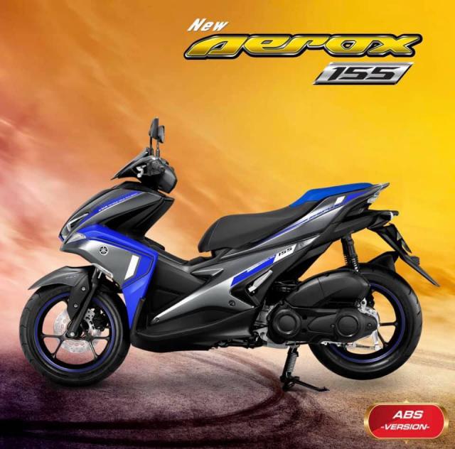 Lo dien Aerox 155 2019 voi 6 sac mau cua phien ban Lien Quan Mobile - 3