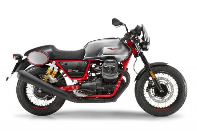 Moto Guzzi V7 III Racer chuan bi ra mat thi truong Bac My co gia tu 231 trieu VND - 3