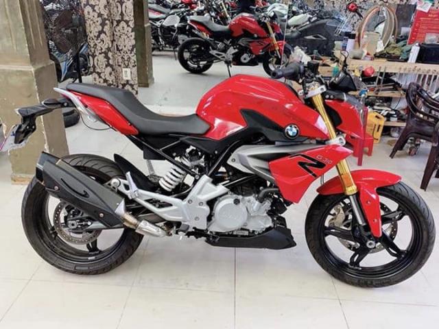 Can ban BMW G310R do 112018 odo 327km xe 1 chu mua dap thung luon - 3