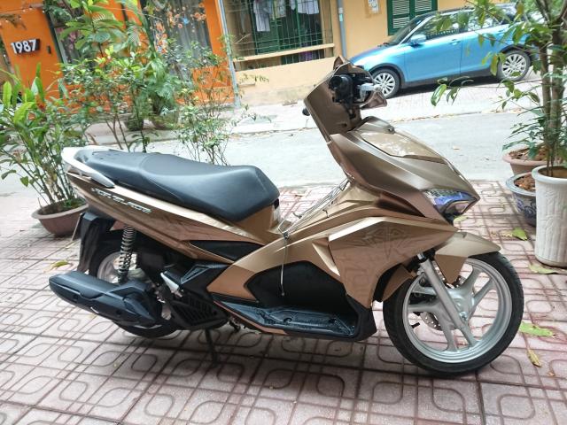Rao ban Honda Airblade fi 2016 tu tinh 3D chinh chu con nhu moi bien HN