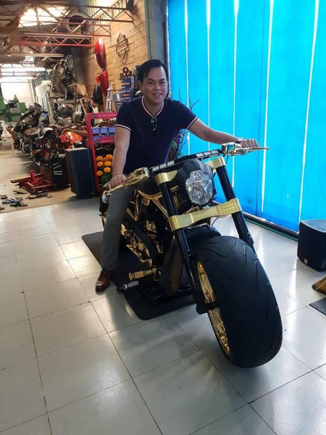 Sieu xe PKL dat Vang cua doanh nhan Viet da co mat o Sai Gon - 7