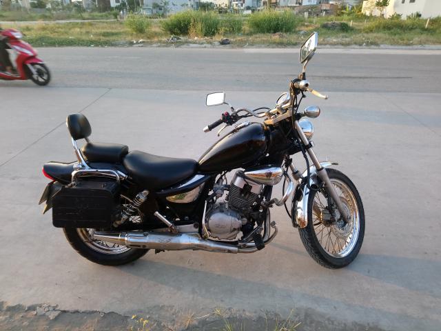 SYM Husky 150 cc - 2