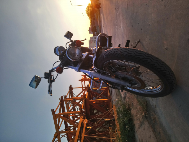 SYM Husky 150 cc - 8
