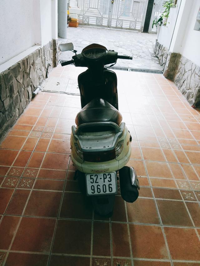 Xe tay ga Suzuki Sapphire 125cc may nhat zin chay dam - 2
