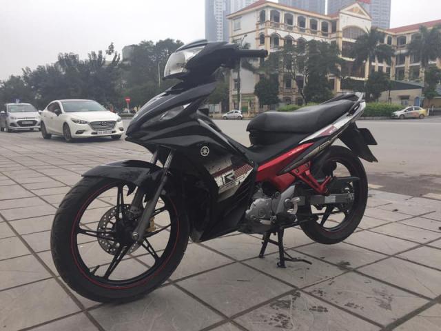 Yamaha Exciter 135cc con tu dong bien Ha noi 5 so - 4