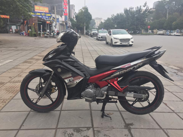 Yamaha Exciter 135cc con tu dong bien Ha noi 5 so - 6
