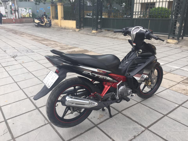 Yamaha Exciter 135cc con tu dong bien Ha noi 5 so - 5