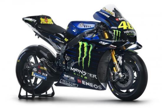 Yamaha M1 2019 Monster Energy Quai vat moi cua doi Yamaha chinh thuc trinh lang - 13