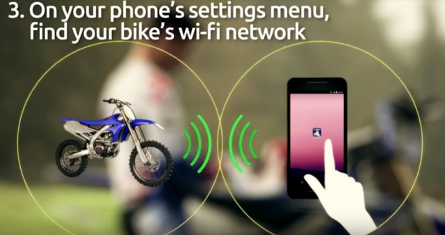 Yamaha ra mat ung dung Power Tuner dieu chinh dong co xe may tren Smartphone - 2