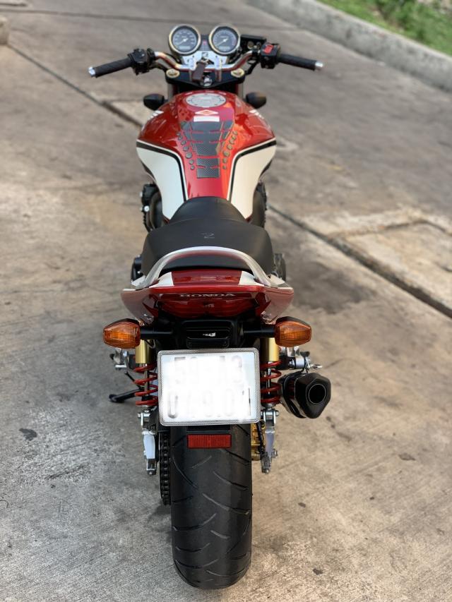 _ Can Ban Honda CB400 Super Four Revo Fi Date 20112012 xe kho nhat co bo giay di duong - 6