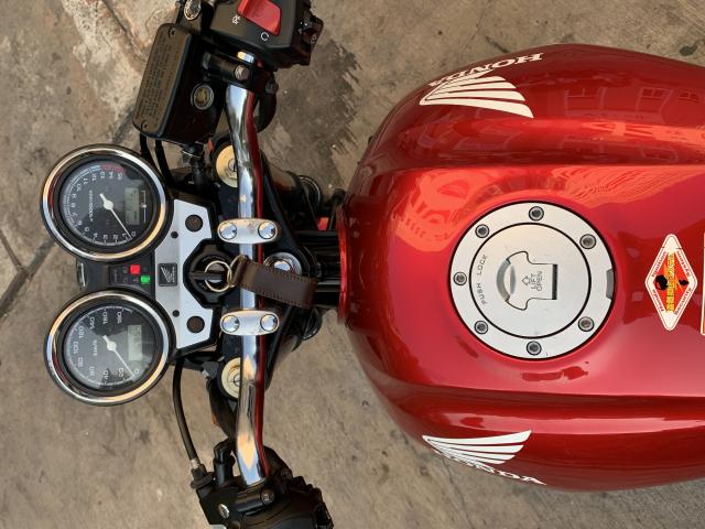 _ Can Ban Honda CB400 Super Four Revo Fi Date 20112012 xe kho nhat co bo giay di duong - 8
