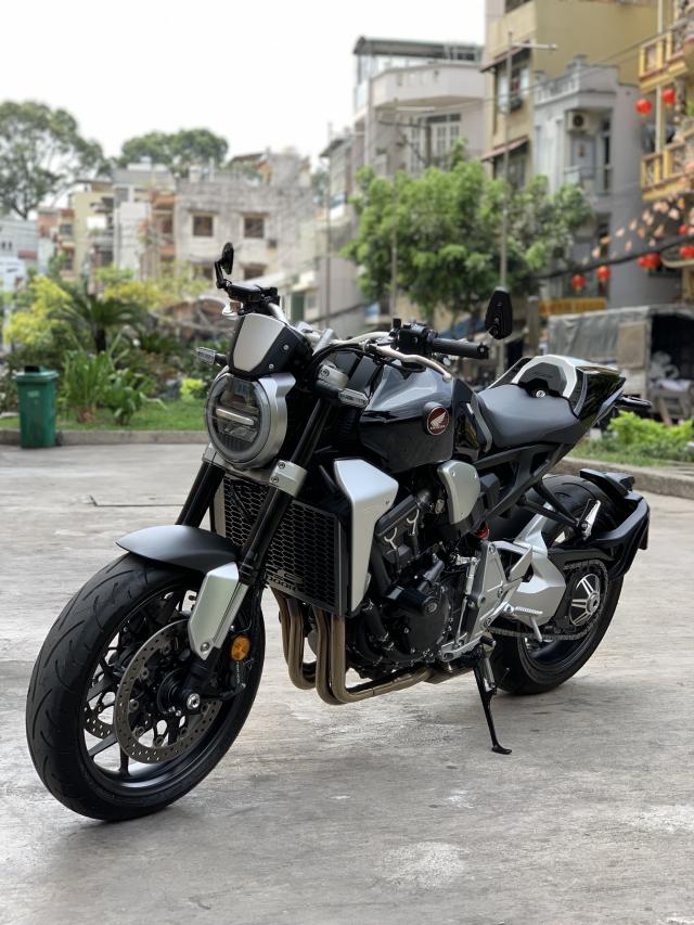 __ Can Ban be HONDA CB1000R ABS Plus Ban Full nhap Y DKLD T122018 HQCN odo 350km ngay chu - 6