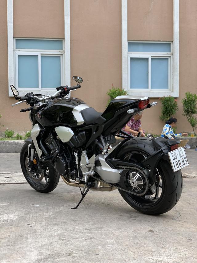 __ Can Ban be HONDA CB1000R ABS Plus Ban Full nhap Y DKLD T122018 HQCN odo 350km ngay chu - 7