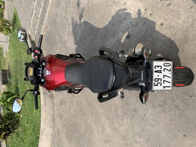 __ Can Ban be HONDA CB500X ABS DKLD T102018 HQCN odo 1700km ngay chu dung ban xe dep moi - 10