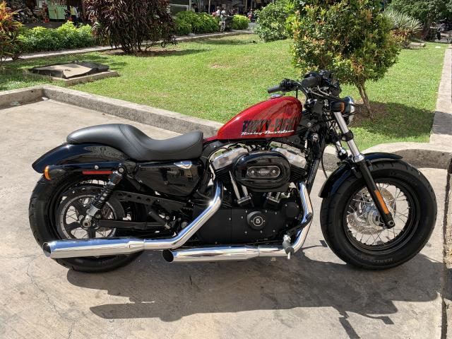 __Can Ban HARLEY DAVIDSON Forty Eight Sporter Harley HD48 1200cc Ban My chay ngon hon - 2