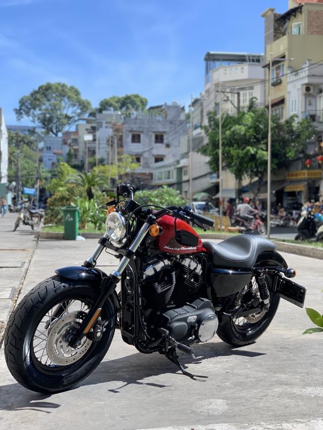 __Can Ban HARLEY DAVIDSON Forty Eight Sporter Harley HD48 1200cc Ban My chay ngon hon - 4