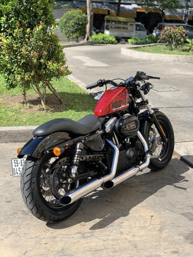 __Can Ban HARLEY DAVIDSON Forty Eight Sporter Harley HD48 1200cc Ban My chay ngon hon - 7
