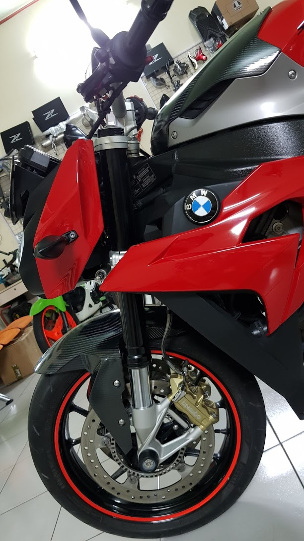 Ban BMW S1000R 62018 Chinh hangSaigon 1 chunhieu do choi - 5