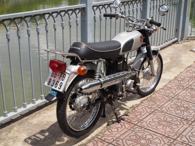 Ban CL50 da do 110cc - 7