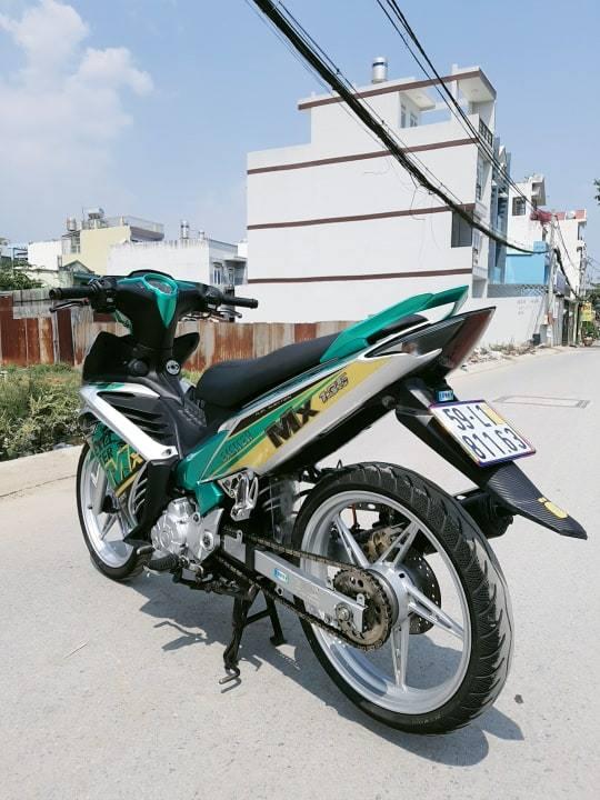 Ban Exciter 2014 Kieng BSTP 9 Chu - 34