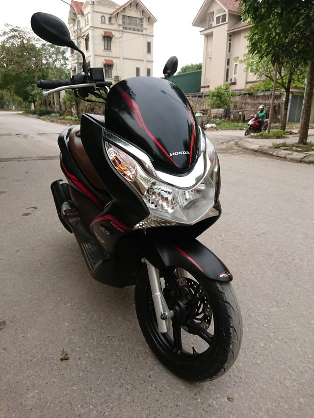 Ban Honda Pcx 2012 den nham chinh chu dang dung rat tot - 3