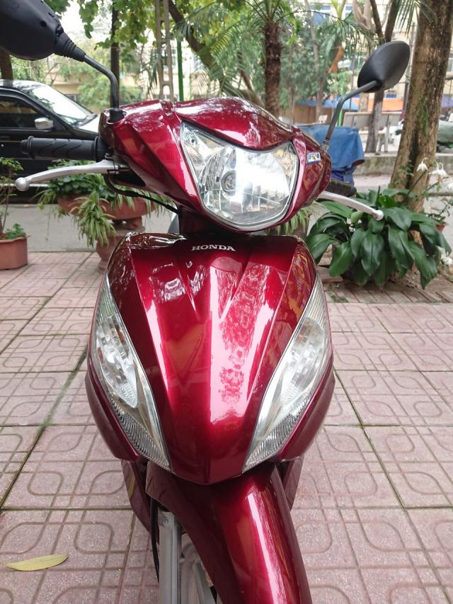 Ban Honda Vision 2013 do man chinh chu su dung di rat it HN - 3