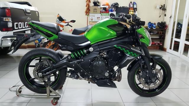 Ban Kawasaki ER6N 72015 HQCNChau AuFull thang ABS650cc - 10
