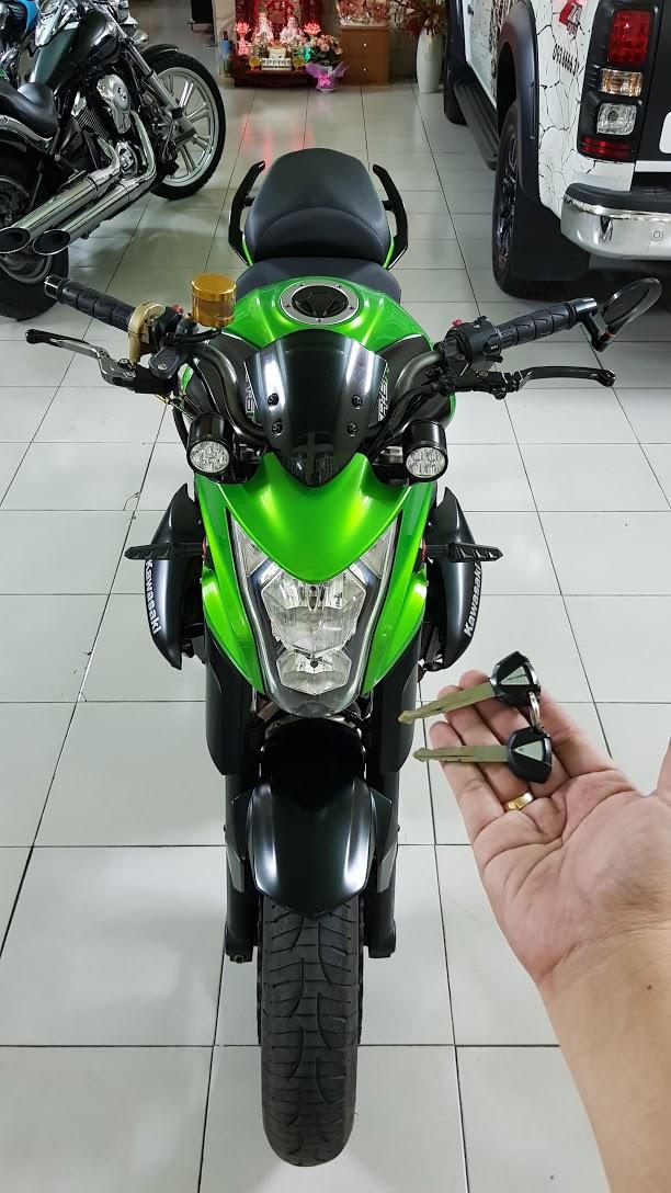 Ban Kawasaki ER6N 72015 HQCNChau AuFull thang ABS650cc - 21