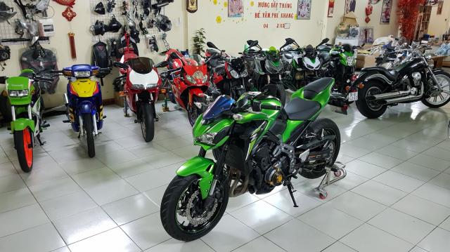 Ban Kawasaki Z900 ABS 2017HiSSSaigon so dep - 3