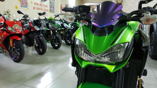 Ban Kawasaki Z900 ABS 2017HiSSSaigon so dep - 25