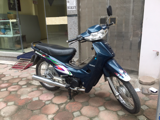 Ban WAVE ALPHA cuc chat luong gia 10tr500 - 3
