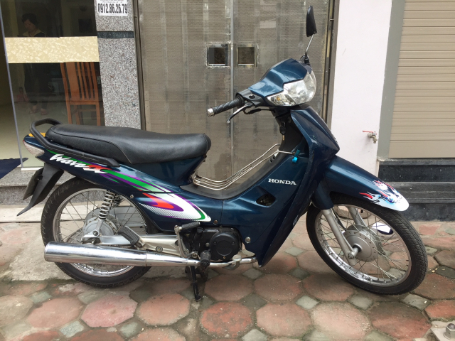 Ban WAVE ALPHA cuc chat luong gia 10tr500 - 2
