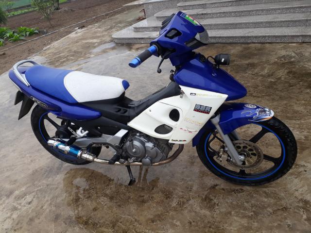 BAN XE FX 125 - 2